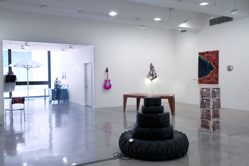 25 June - 30 July 2010 - Curated by Nathalie Karg / Cumulus Studios - Multiple Pleasures: Functional Objects in Contemporary Art -  - Exhibitions