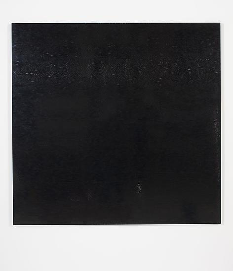 Michael Wilkinson Black Wall 12 2013 Black lego, a...