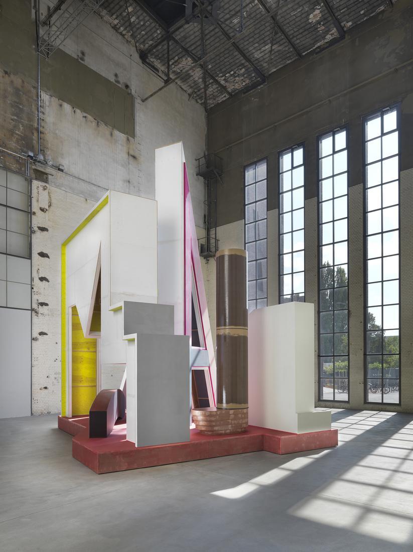 September 9, 2018 — May 12, 2019 - KINDL – Centre for Contemporary Art - Thomas Scheibitz: Plateau und Halbfigur -  - Exhibitions