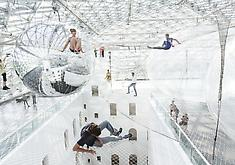 Tomas Saraceno: in orbit