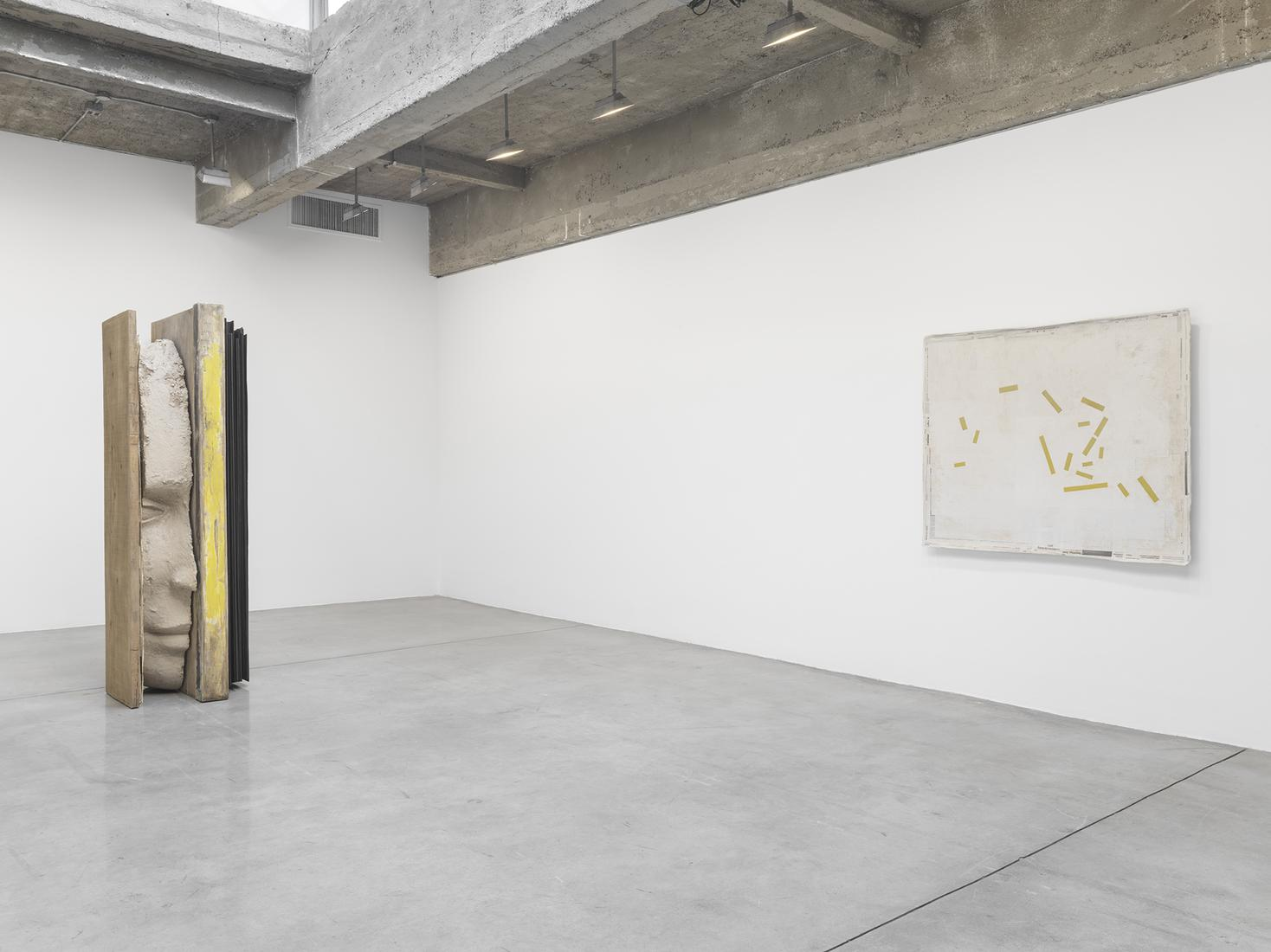 April 13 — May 24, 2019 -  - Mark Manders: Writing Yellow - Exhibitions
