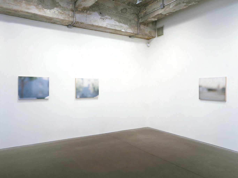 Installation view Tanya Bonakdar Gallery, 1996...