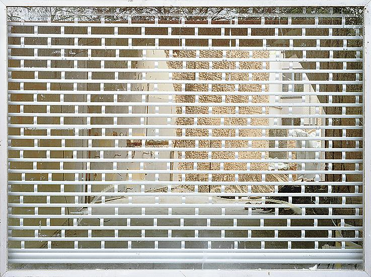 Sabine Hornig Window with No Back Wall 2006 C-Prin...