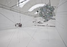 Tomás Saraceno: Many suns and worlds