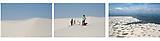 Tomas SARACENO cloudy dunes 2007 3 c-prints each:...