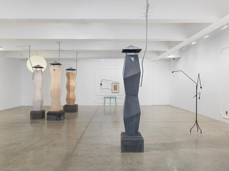 3 May - 16 June 2017 -  - Martin Boyce: Sleeping Chimneys. Dead Stars. - Exhibitions
