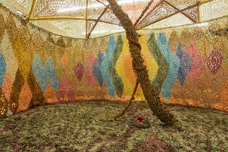 Ernesto NETO The Serpent's energy gave birth t...