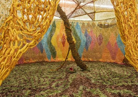 Ernesto Neto: The Serpent's Energy Gave Birth To H...