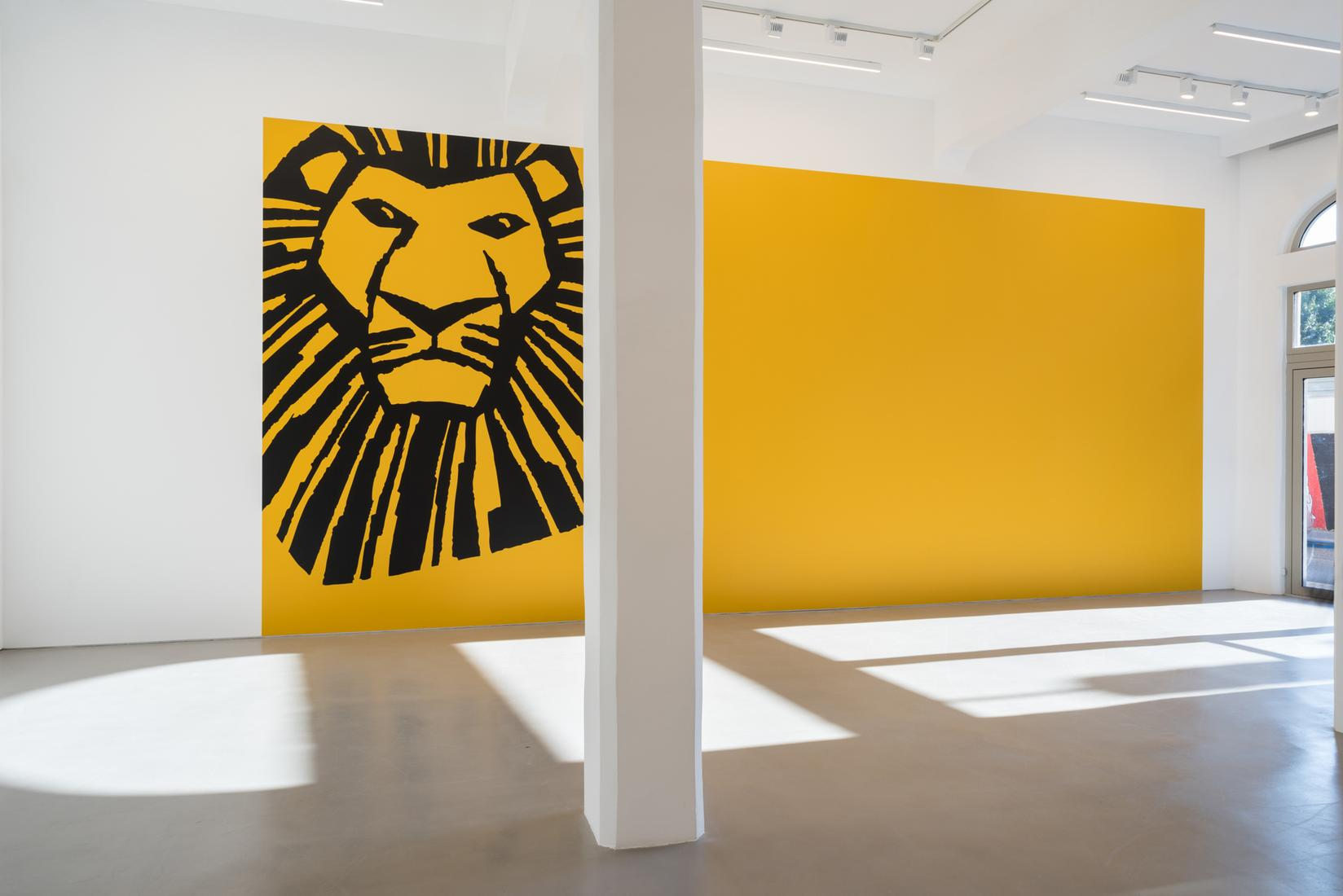 Haim Steinbach, Installation view,zerubbabel...