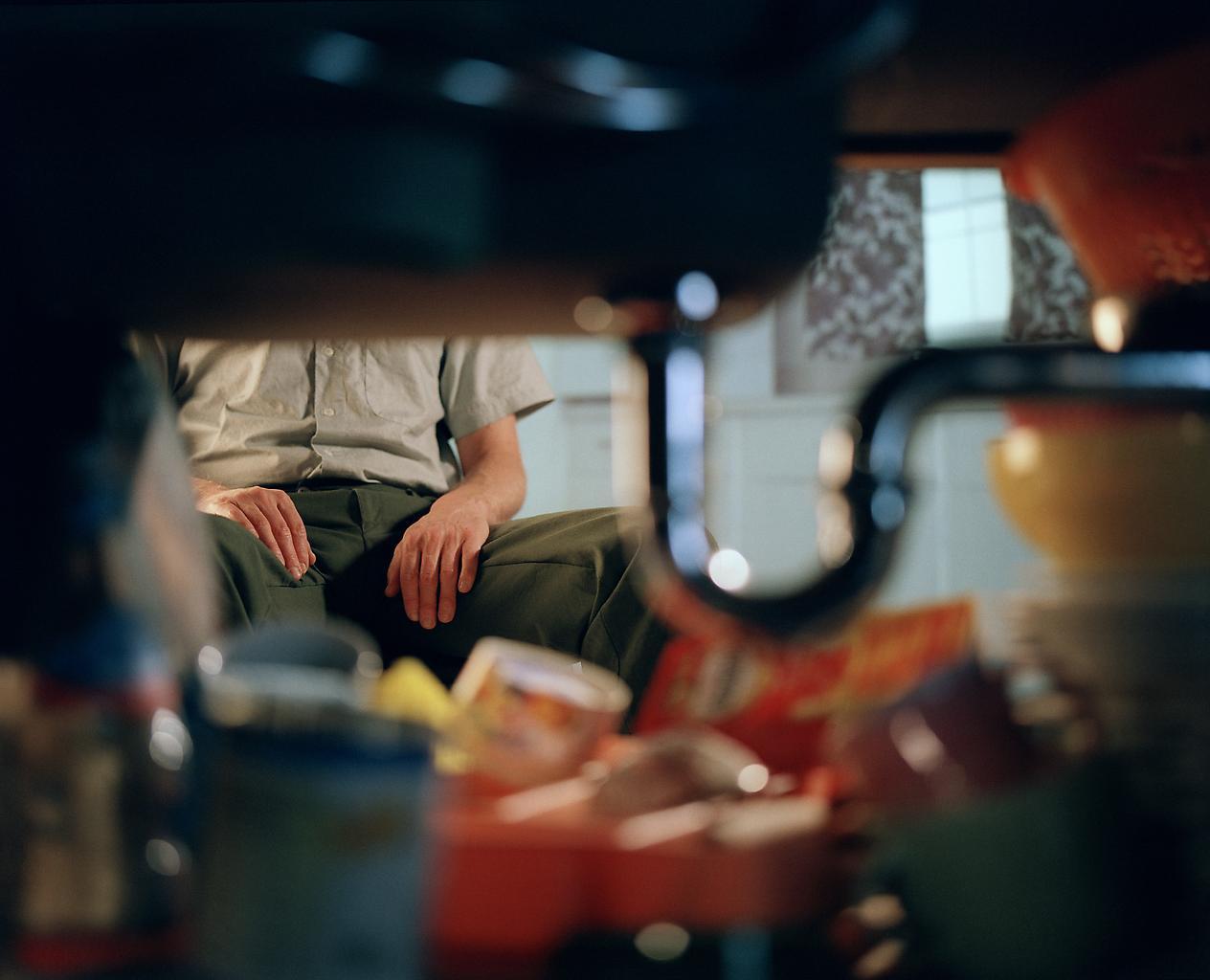 Teresa HUBBARD / Alexander BIRCHLER Holes 1997 5 L...