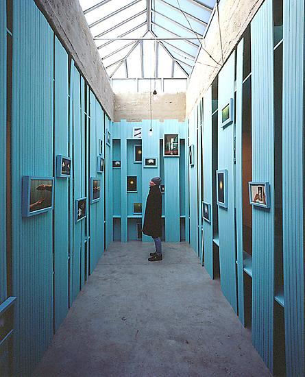 15 January - 14 February 2004 - Under the Sun and Stars - Sandra Cinto - Exhibitions