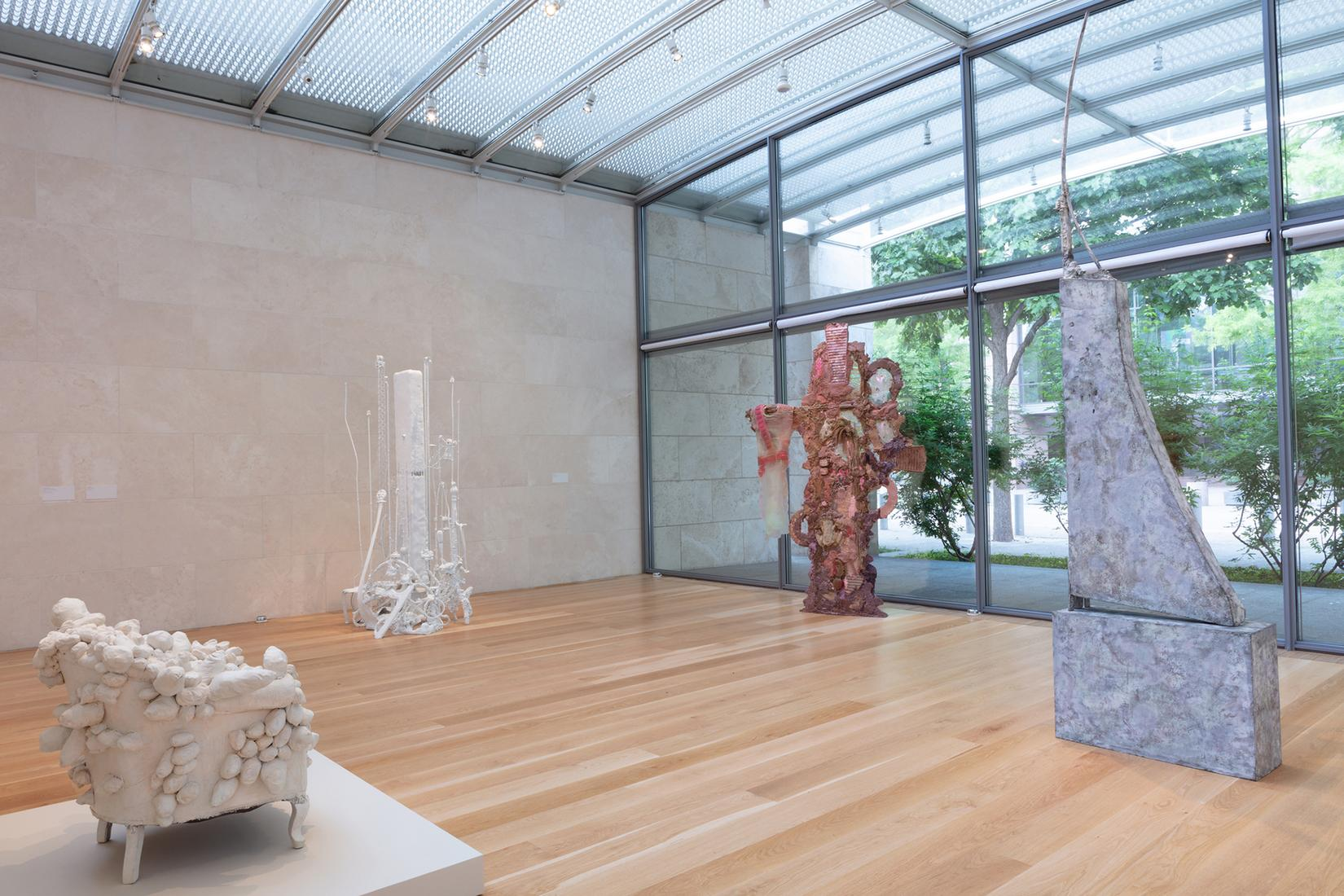 May 11 — August 18, 2019 - Nasher Sculpture Park, Dallas - Pairings: Sculpture in the Nasher & Rachofsky Collections -  - Exhibitions