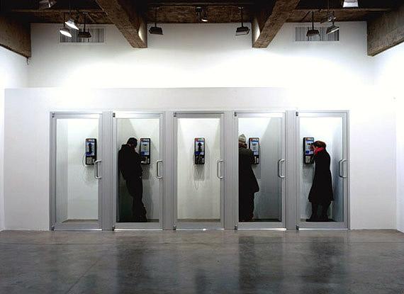 Michael ELMGREEN and Ingar DRAGSET Phone Home 2003...