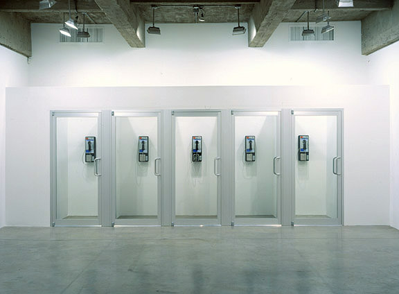 Michael ELMGREEN and Ingar DRAGSET Phone Home 2003...