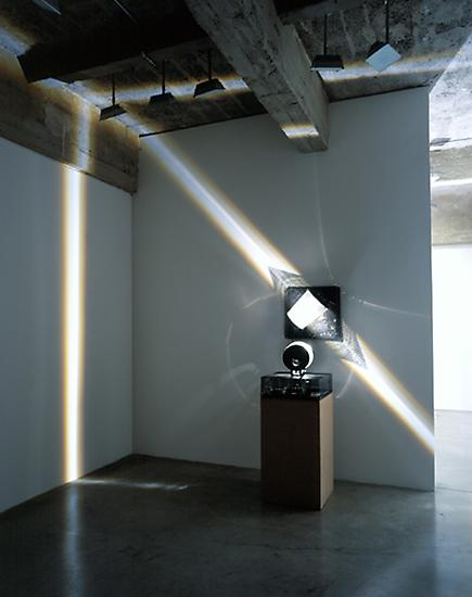 Olafur ELIASSON Plane Scanner 2003 2 lighthouse le...