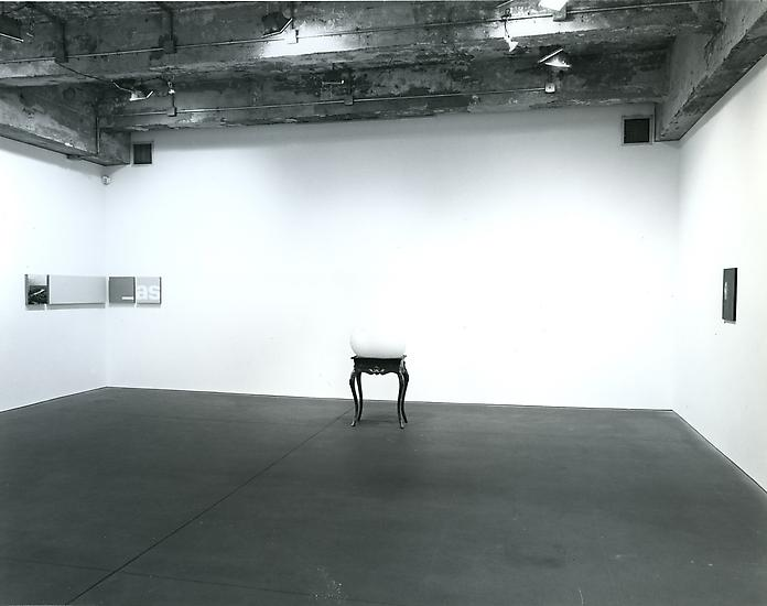 6 - 21 February 1998 - Group Exhibition - Precursor - Exhibitions