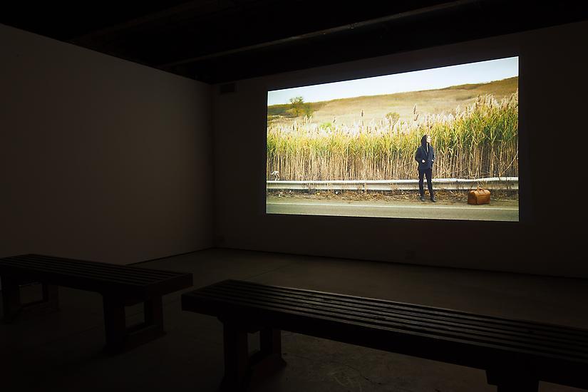 Installation view, Agnieszka Kurant:exformat...