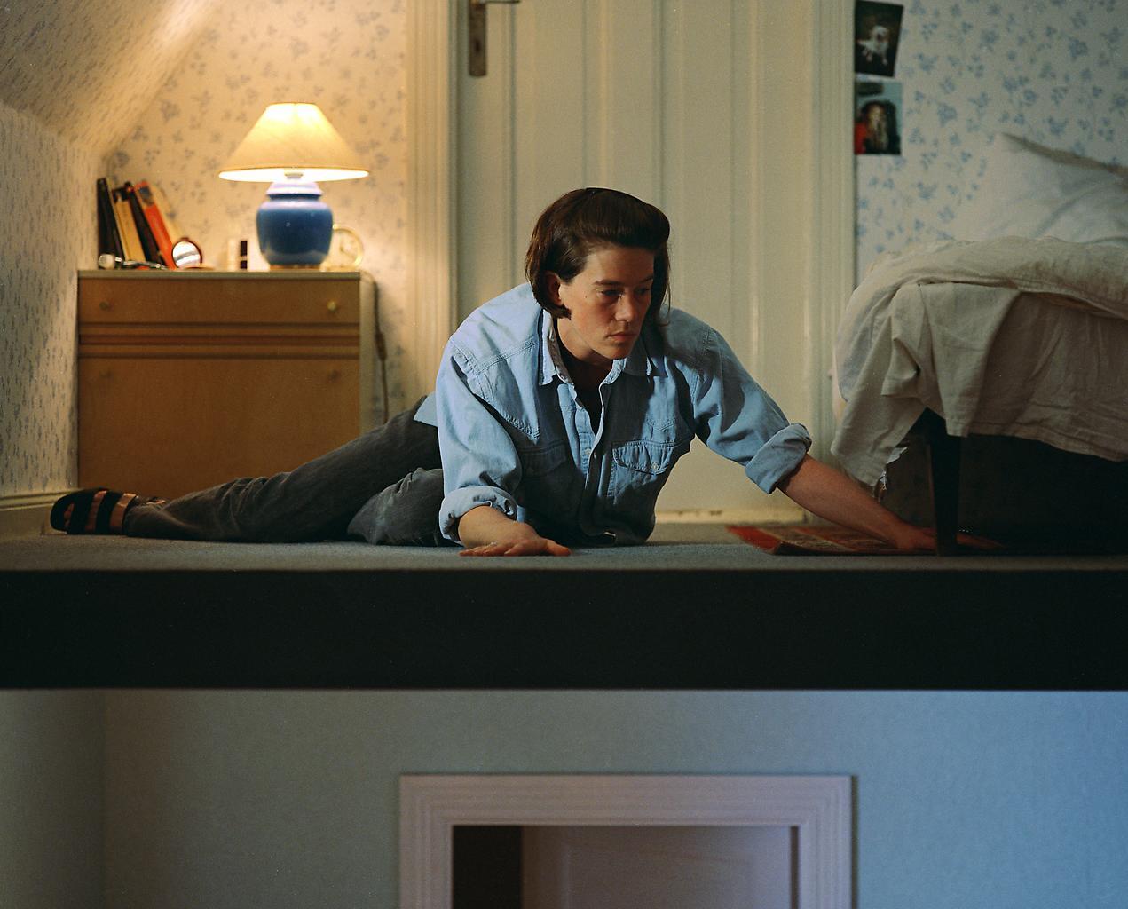 Teresa HUBBARD / Alexander BIRCHLER Stripping 1998...