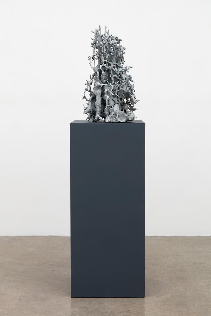"""This a sculpture of Agnieszka KURANT's """"A.A.I (Sys..."""