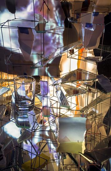 11 September - 11 December 2016 -  - SARAH SZE: TIMEKEEPER - Exhibitions