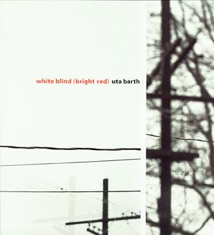 Uta Barth: White Blind (Bright Red)