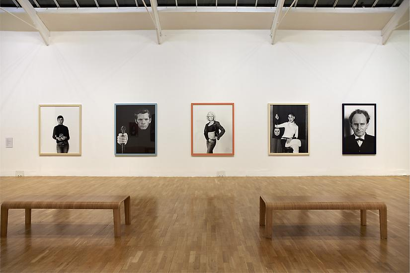 Installation view at Whitechapel Gallery, London,...