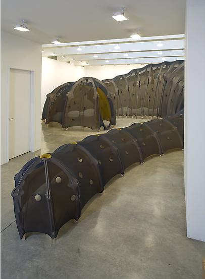 Ernesto NETO The Wisdom of the Parts 2008 plywood,...